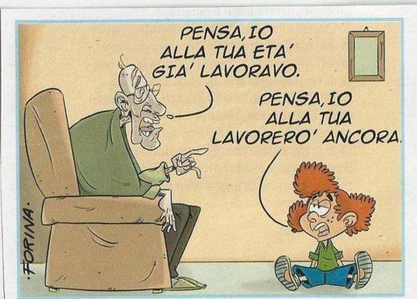 pensione di vecchiaia