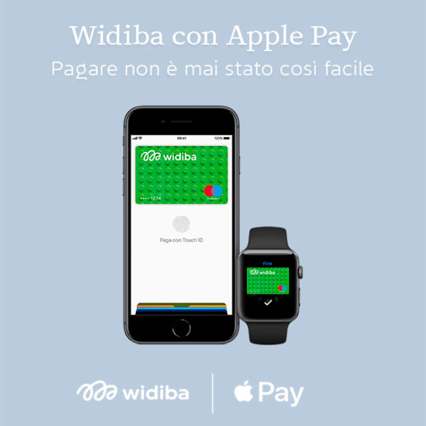 apple pay widiba