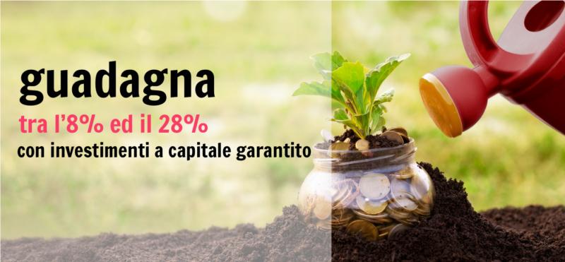 investimenti a capitale garantito